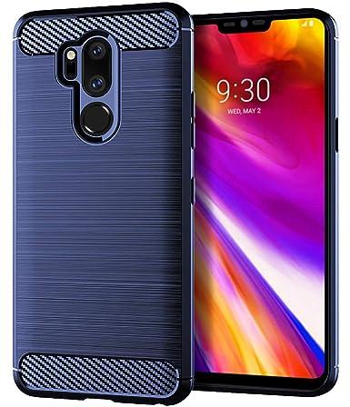 Amazon.com: Funda para LG G7 ThinQ, funda para LG G7, Asmart ...