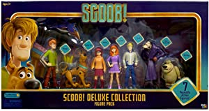 Scoob! Deluxe Collection Figure Pack