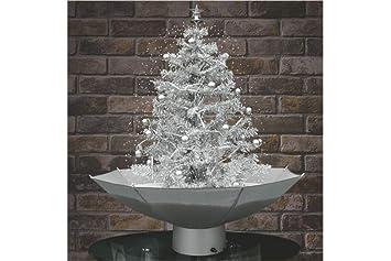 Weihnachtsbaum deko silber