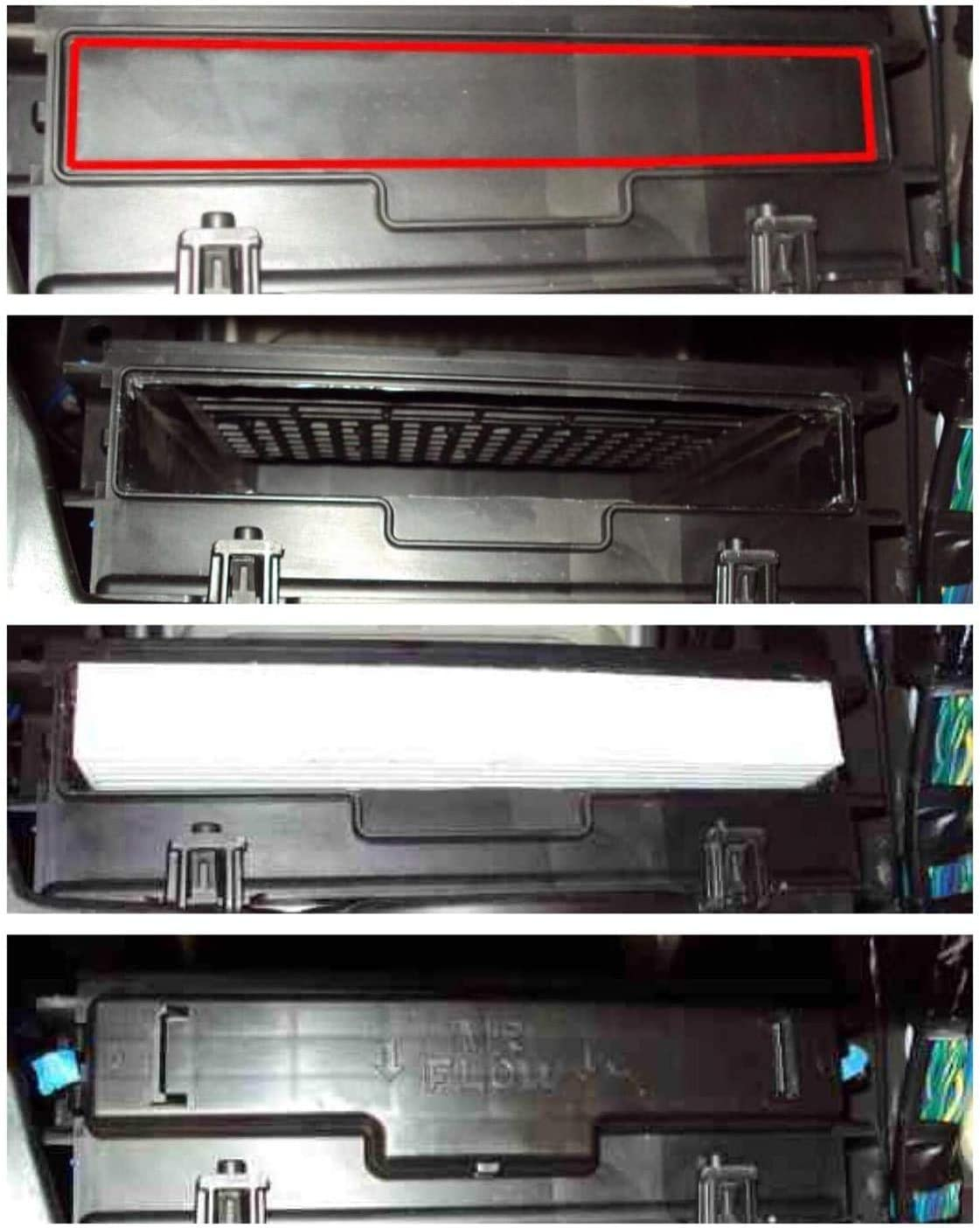 Cabin Air Filter Ac Filter Access Door Cover Compatible With 2016 2020 Dodge Ram 1500 2500 3500 2007 2012 Mazda Cx 7 Air Filters Accessories Replacement Parts Opticapatriciagarcia Com