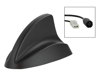 Haifischantenne Haiantenne universal mit Radiofunktion PKW Auto Antenne Autoantenne Hai Empfang Auto- & Fahrzeugelektronik Audio & Video Zubehör