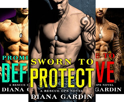Rescue Ops (3 Book Series)