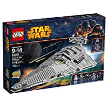 LEGO Star Wars Imperial Destroyer Building Toy - 75055