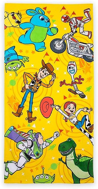 toy story Woody Buzz Bath Towels Cotton Beach Towel Washcloth kids gift cartoon