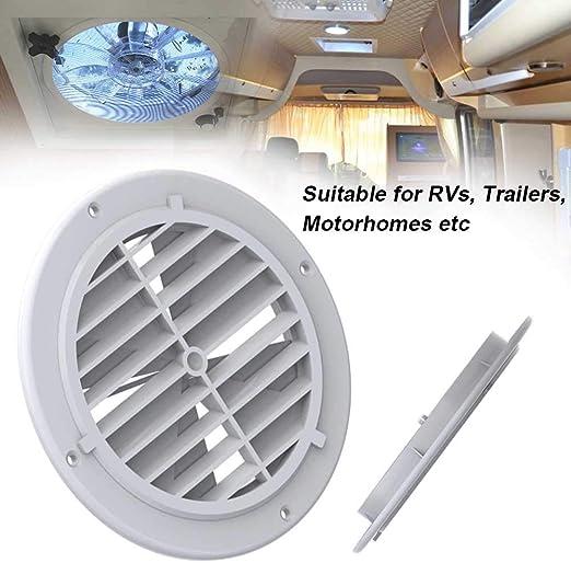 Cicony Ventilador de ventilación de Aire RV, ventilación de ...
