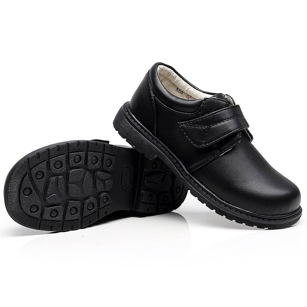 Loop Formal Prince Round Toe Oxfords Dress Shoes rismart Boys Hook