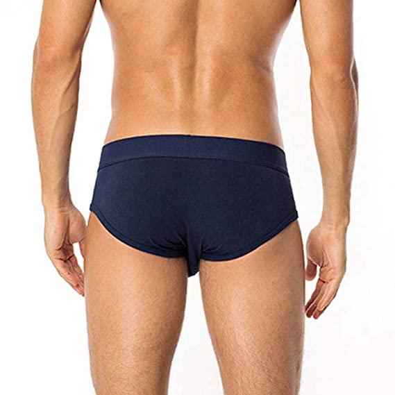 Boxer de la Ropa Interior de los Hombres Sexy Algodón Suave Pantalones Cortos Calzoncillos para Hombres BBestseller: Amazon.es: Ropa y accesorios