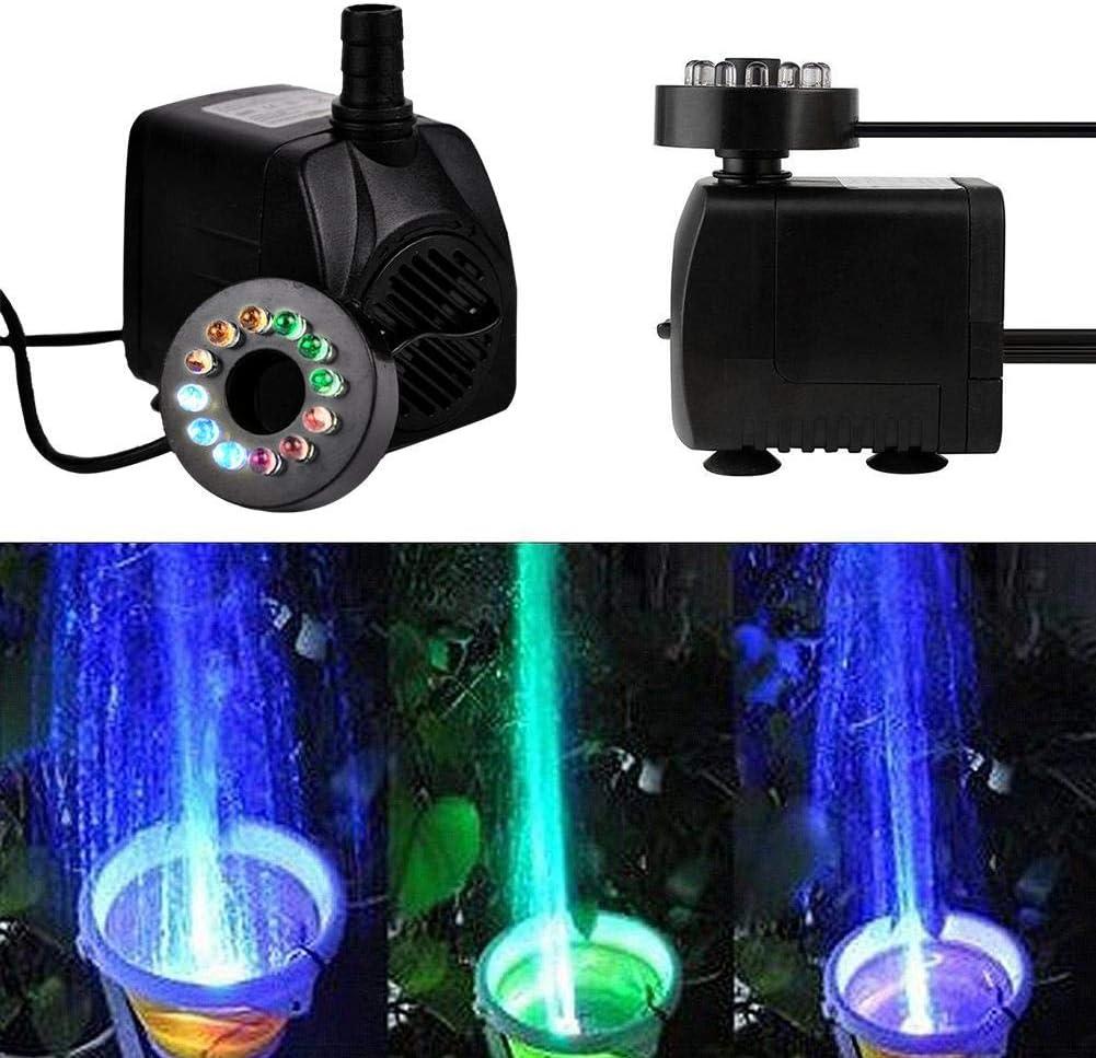 WXGY Mini Bomba de Agua Sumergible de plástico Bomba de ...