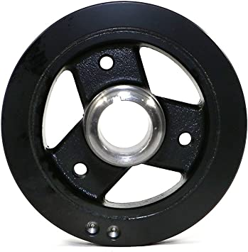 Assault Racing Products 8032760 6.1 Small Block Chevy Lightweight Harmonic Damper Internal Balance SBC 350