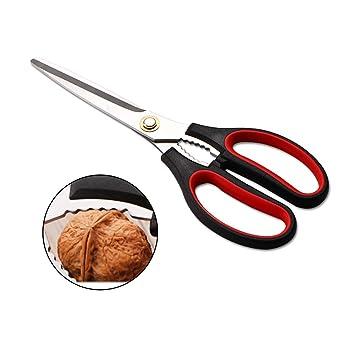 LLYY Tijeras Cocina,Acero Inoxidable Tijeras de Cocina Alta ...