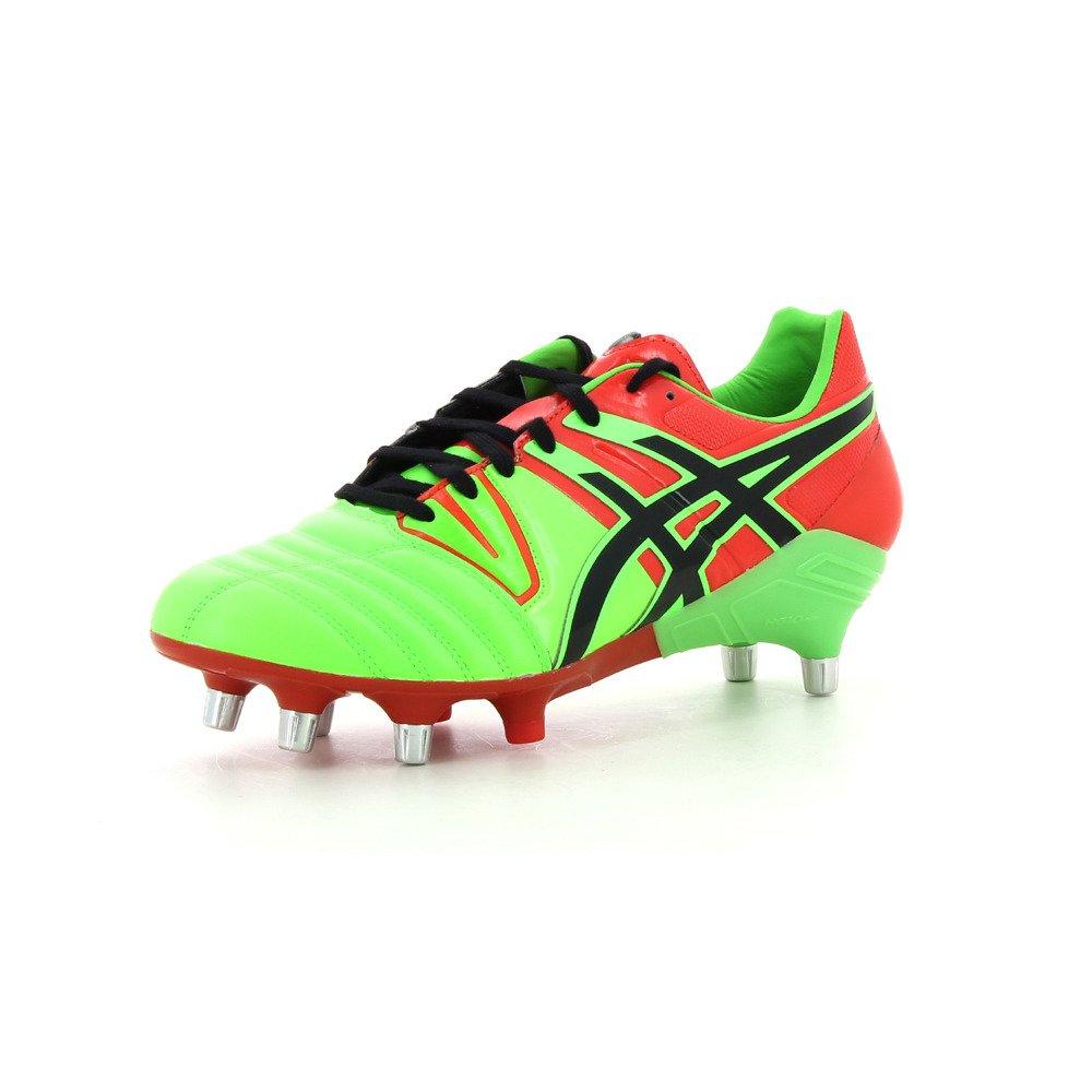 Guter Verkauf Asics Rugbyschuhe Gel Lethal tight five grün