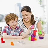 D-FantiX Magnetic Building Blocks Tetris Puzzle