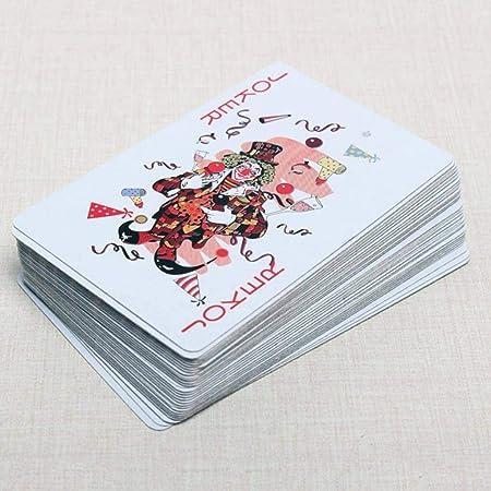 Yongse Kingmagic Magic Poker Cartas de Juego Magic Toy Magic Props G0295: Amazon.es: Juguetes y juegos