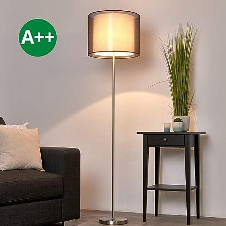 Pie Fotonica (Modern) en aluminio de textil, etc, para salón ...
