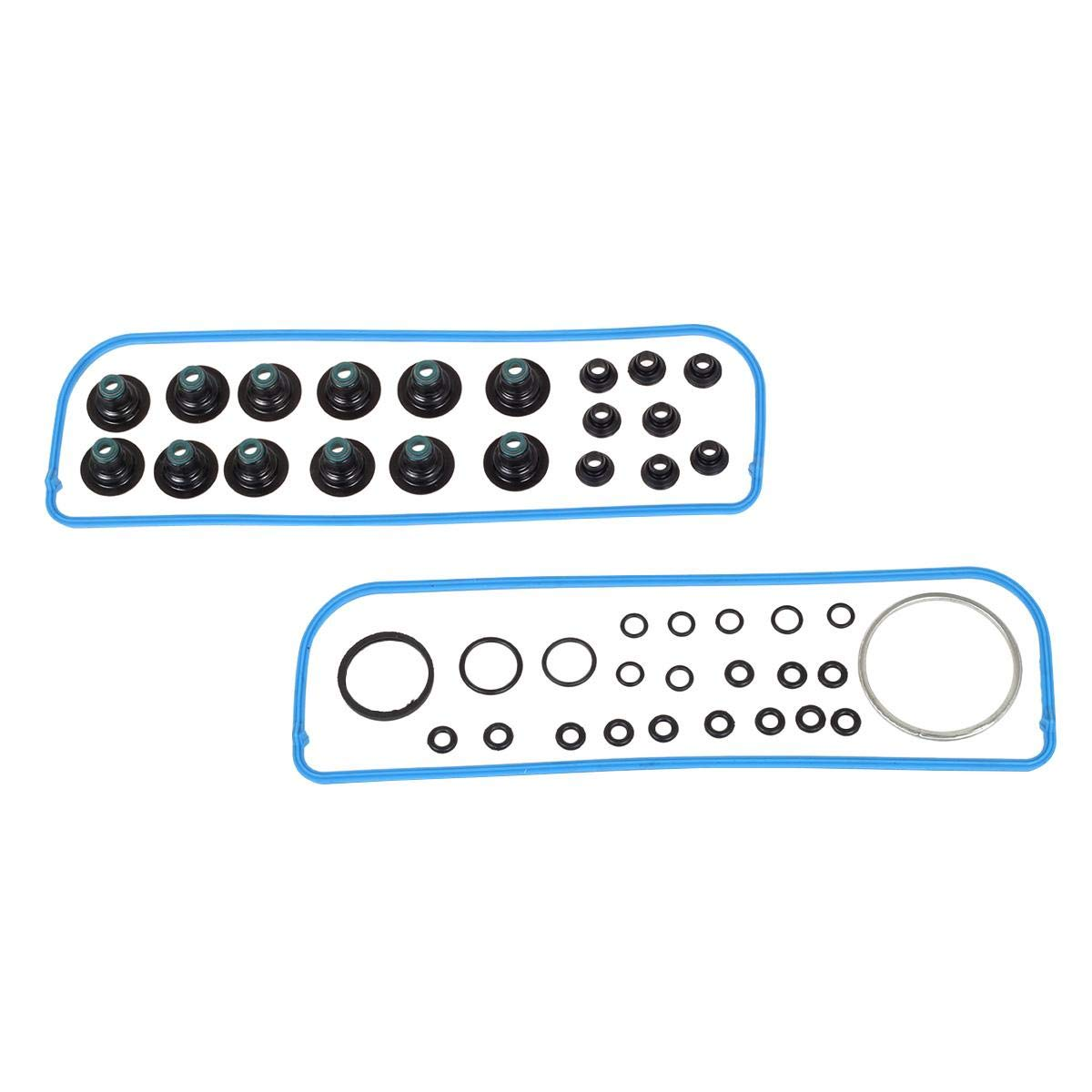 Vincos Cylinder Head Gasket w//Bolts kit Compatible with Buick Century Pontiac Grand Prix 00-03 Compatible with Chevy Lumina Malibu 99 Replacement For Oldsmobile Cutlass 99-03 V6 3.1l