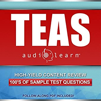 Amazon com: TEAS AudioLearn: Complete Audio Review For The