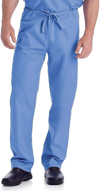 Unisex Reversible Scrub Pants
