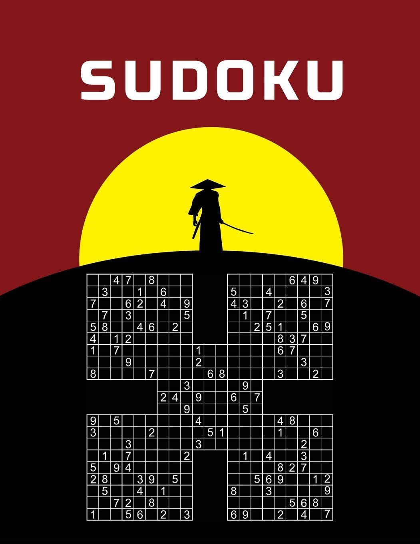 Sudoku Samouraï Grand Format Gros Caractères Niveau