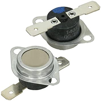 TUMBLE DRYER THERMOSTAT KIT GREEN SPOT FOR HOTPOINT INDESIT CREDA Equiv 1701583