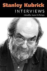 Stanley Kubrick: Interviews (Conversations with Filmmakers Series) Paperback