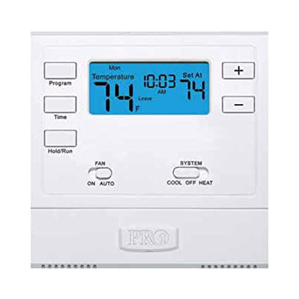 Pro1 Iaq T715 Touchscreen 511 Programmable Electronic Thermostat