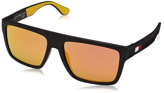 c797fe02b2 Gafas de Sol Tommy Hilfiger TH 1605 S 71C (SQ)  Amazon.it  Abbigliamento