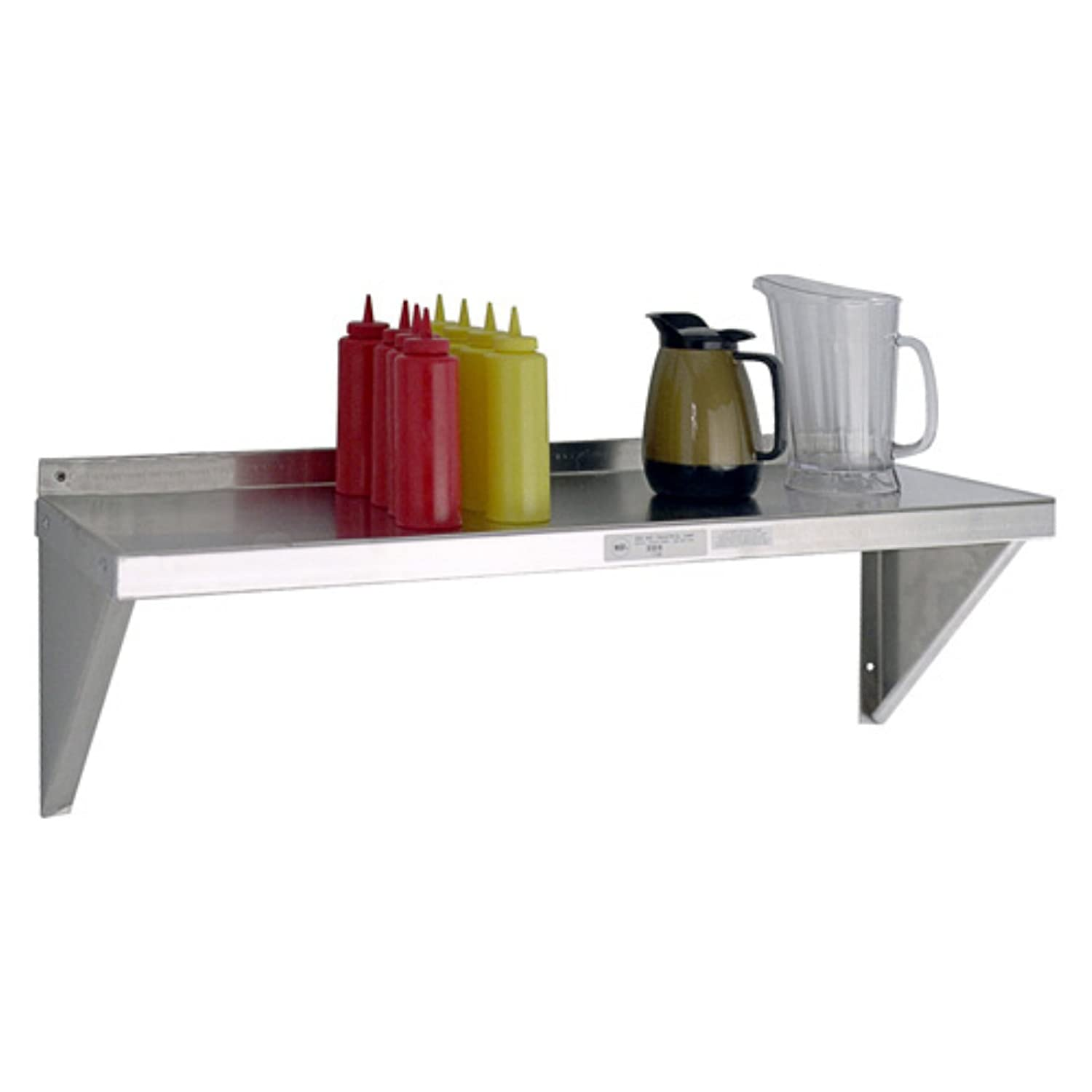 Image of Floating Shelves New Age, 94136, Wall Shelf, 13-1/2Inh, 60Inw, 18Ind