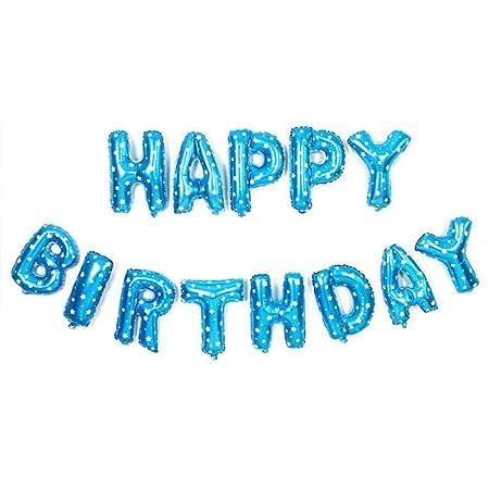 Carta globo cumpleaños tema fiesta decoración escena ...