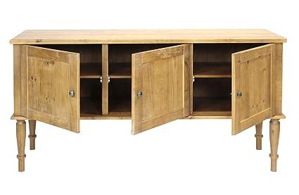 Credenza Per Casa Di Campagna : Langer naturholzmöbel dynamic24 olinda n002524 credenza in legno