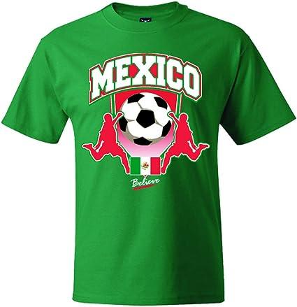 Amazon.com: Encore Select Men's Mexico Soccer T-Shirt ...