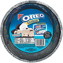 Oreo Pie Crust, 6 ounce (Pack of 12)