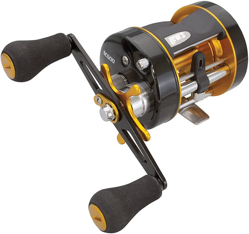 Lew's Speed Cast SC600 Baitcasting Reel