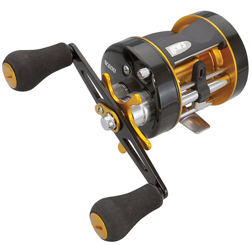 Lew s Fishing Lew s Speed Cast SC600 Reels