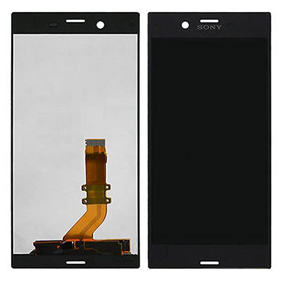 LCD display Digitizer Touch Screen Assembly For Sony Xperia XZ 601SO F8331  F8332 SO-01J (Black)