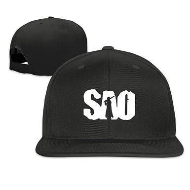 Popular Sword Art Online SAO el mundo árbol de béisbol Snapbacks sombreros gorras de béisbol, Negro: Amazon.es: Deportes y aire libre