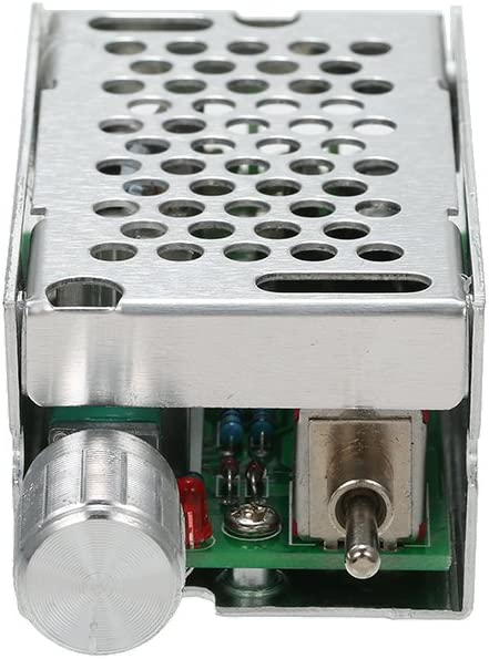 Docooler 12-40V 120W DC Motor Speed Controller Forward Reversible PWM Regulator Reverse Switch