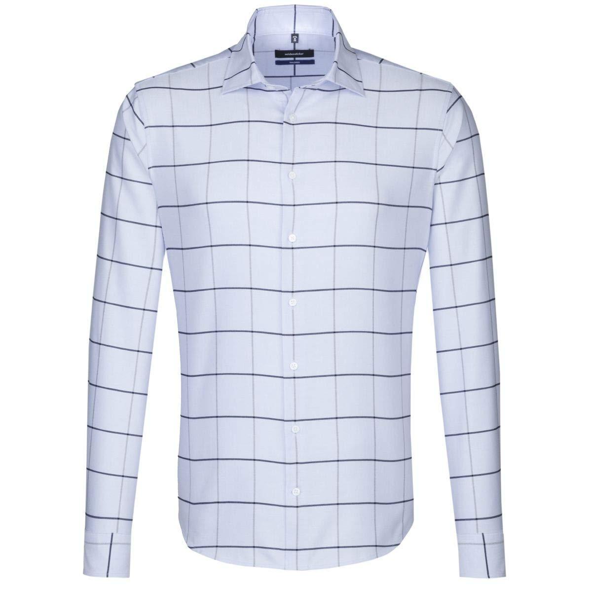Seidensticker - Camisa Formal - Clásico - Manga Larga - para Hombre