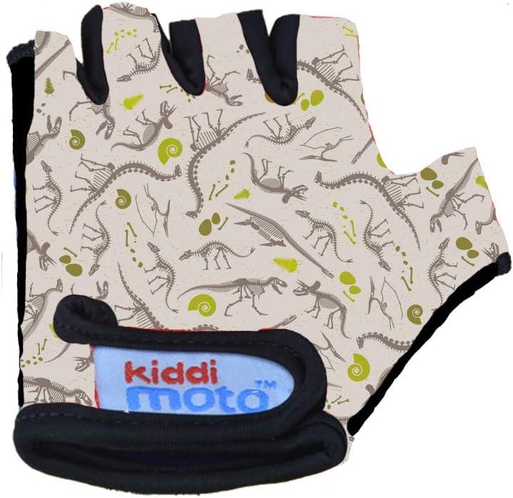 Fahrrad Skater Handschuhe f/ür Kinder Fossil KIDDIMOTO GLV069S Gr.S 2-5 Jahre