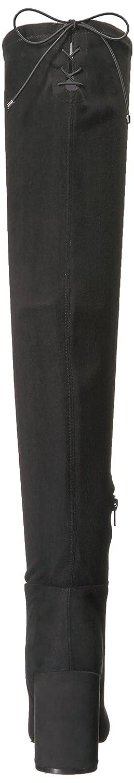 Chinese Laundry Women's Krush Winter Boot B071L385X2 7.5 B(M) US|Black Suede