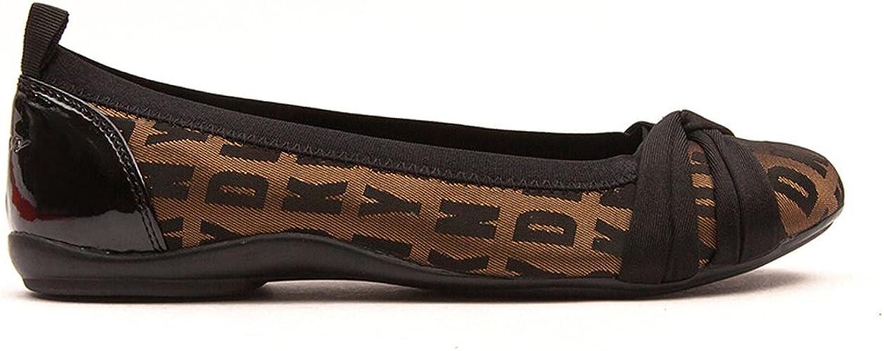 Gold Fashion Ballet Flats Shoes
