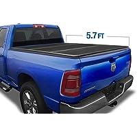 $205 » Tyger Auto TG-BC5D1044 T5 Alloy Hardtop Black 5.7' Bed 2019-2020 Ram 1500 New Body Style…