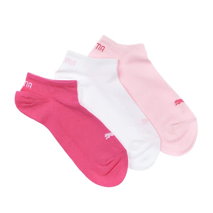 Puma Unisex Kinder Sneaker Socken 3 Paar