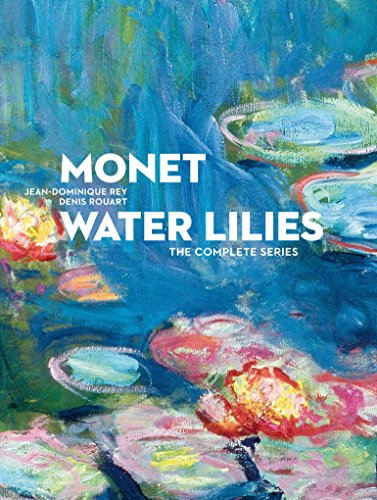 - Monet Water Lilies: The Complete Series