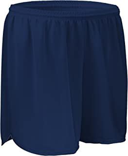 """product image for Game Gear PT403W 4"""" Performance Athletic Solid Sport Running Short with Inner Brief (Medium, Navy)"""