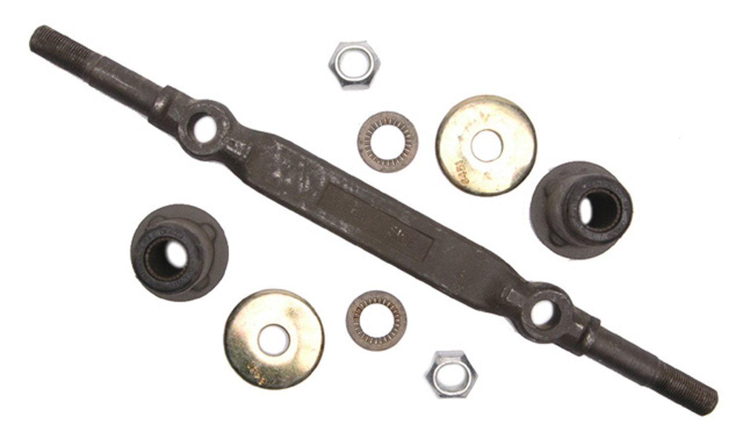ACDelco 45J0029 Professional Front Upper Suspension Control Arm Shaft Kit with Hardware