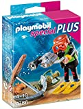 PLAYMOBIL Treasure Diver Set