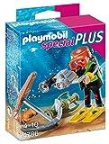 PLAYMOBIL Treasure Diver Set
