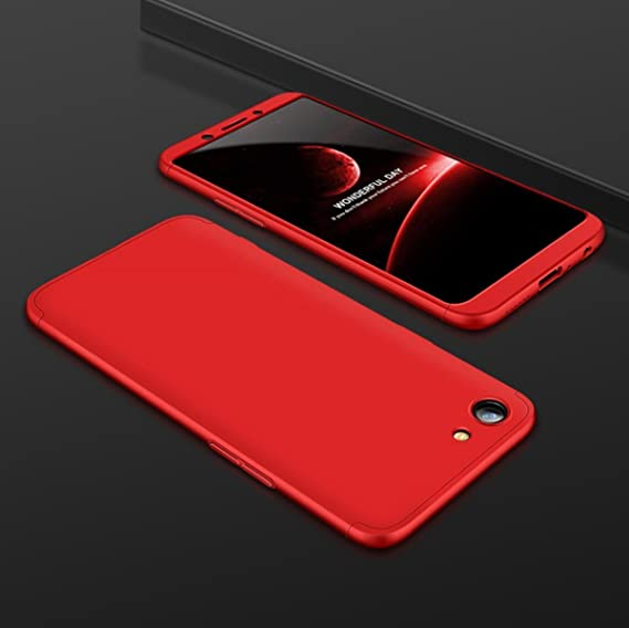 Amazon com: GUANHAO Case for OPPO A83, 3 In 1 Ultra-Thin