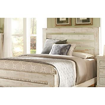 Progressive Furniture Willow Distressed Headboard