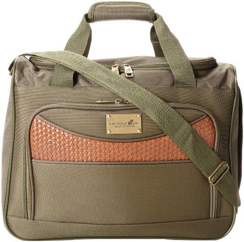(Caribbean Joe 16'' Olive Weekender Bag OLIVE GREEN)